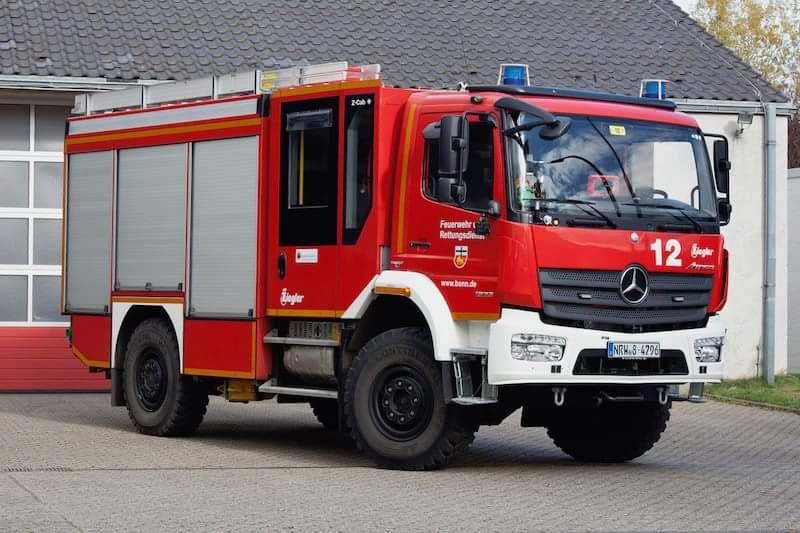Löschgruppenfahrzeug 20 (LF20KatS)